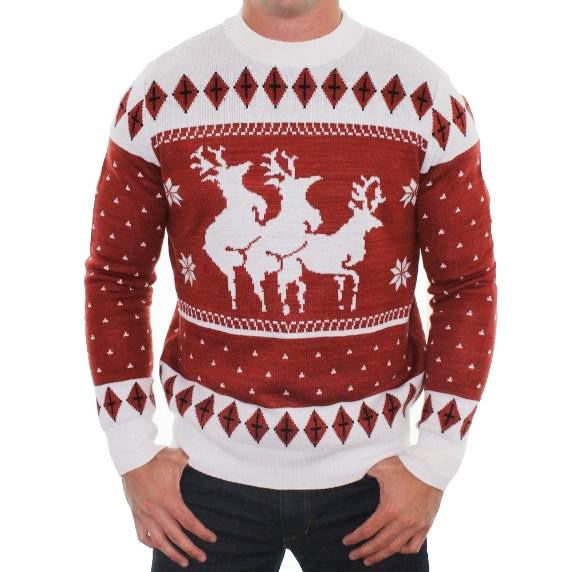 Прикольные свитера- немного провокационные подарки Funny Gifts